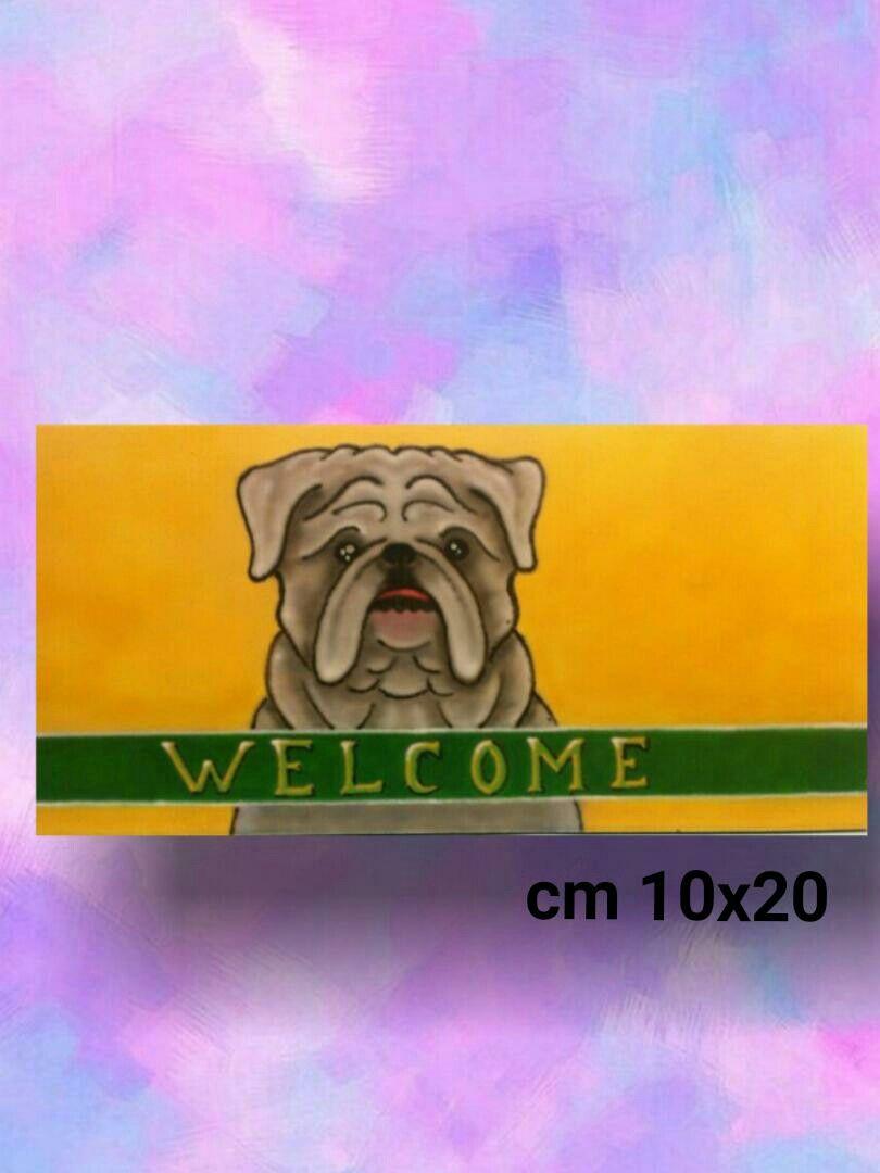"""Bulldog"" Vendita Online www.arte-frart.it"