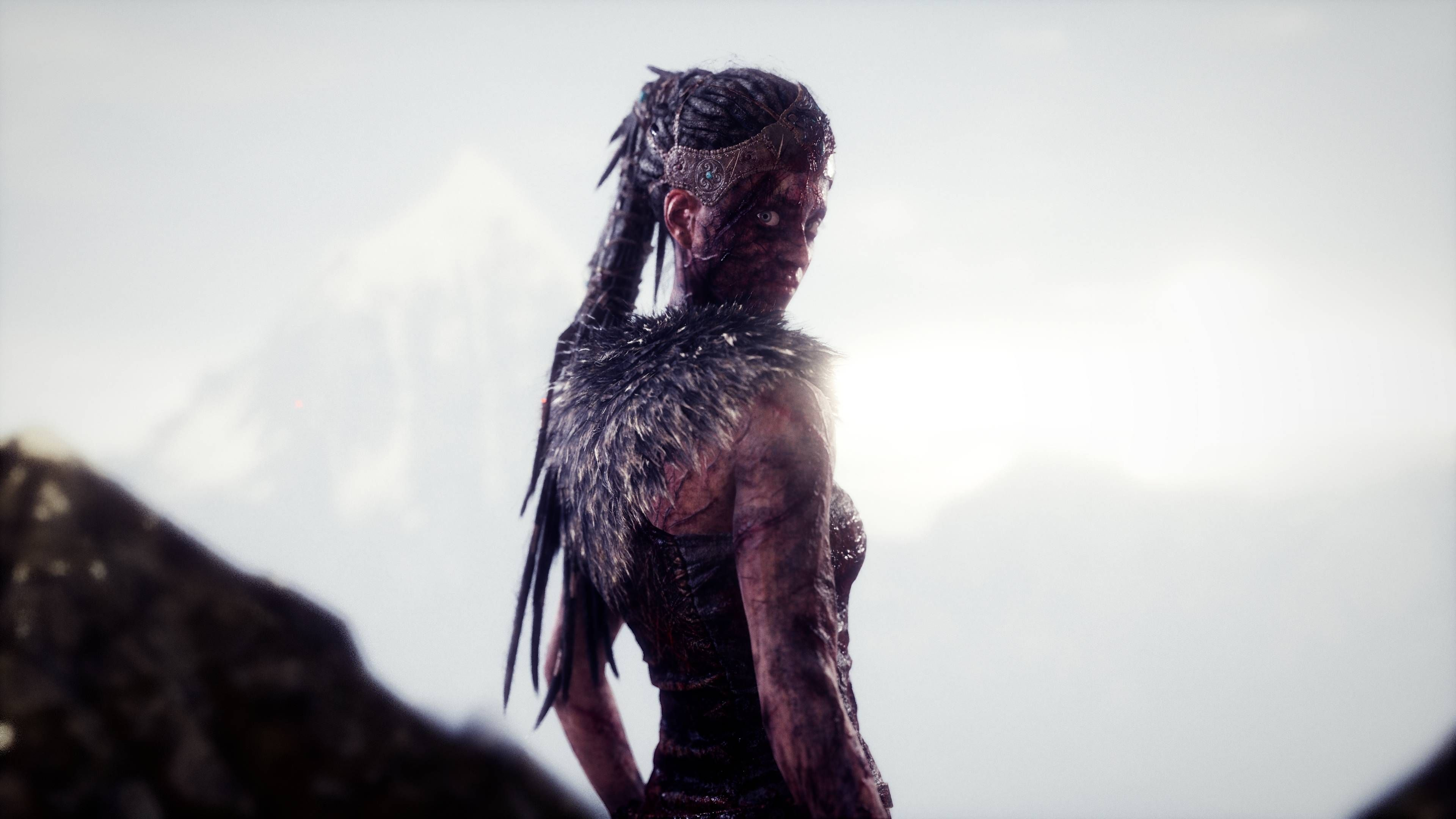 4k Screenshots From Hellblade Senua S Sacrifice Sacrifice