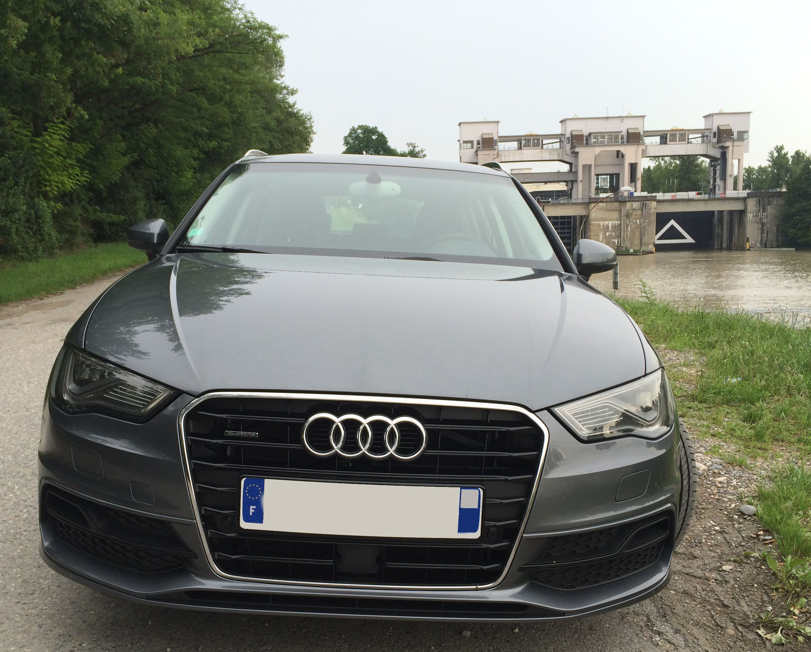 Audi A3 Sportback 8v Tdi 150 Quattro Ambition Luxe Pack S