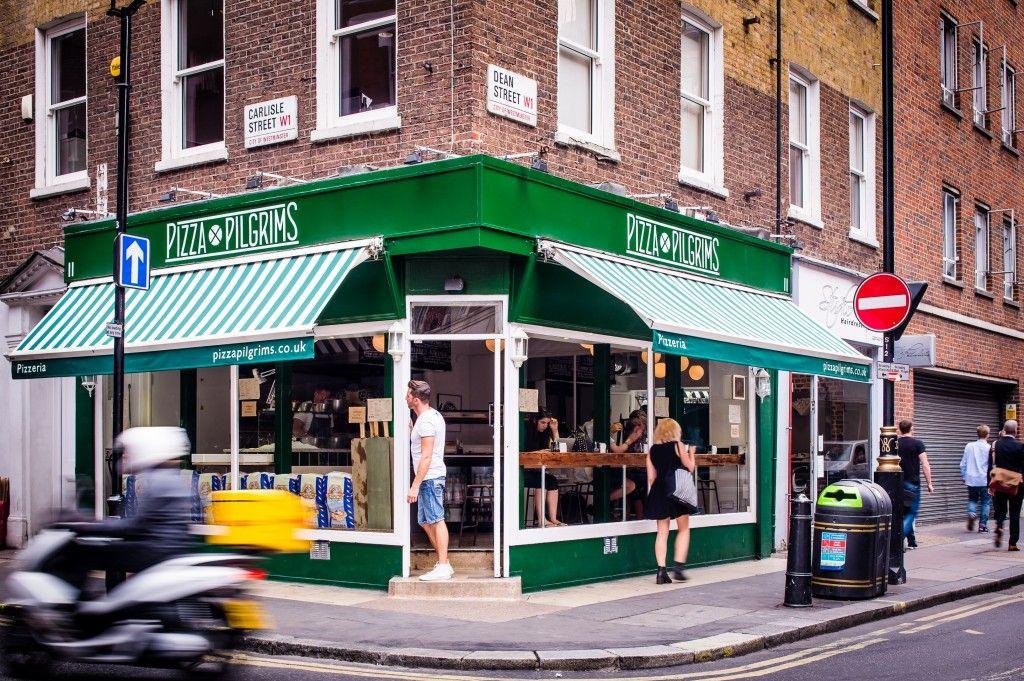 Pizza Pilgrims Soho Pizza Restaurant Soho London