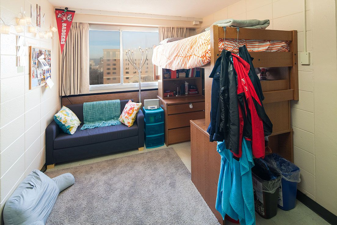 Witte Hall, UW Housing   Best Room Contest Finalist 2013 2014 #UWHousing # Part 88