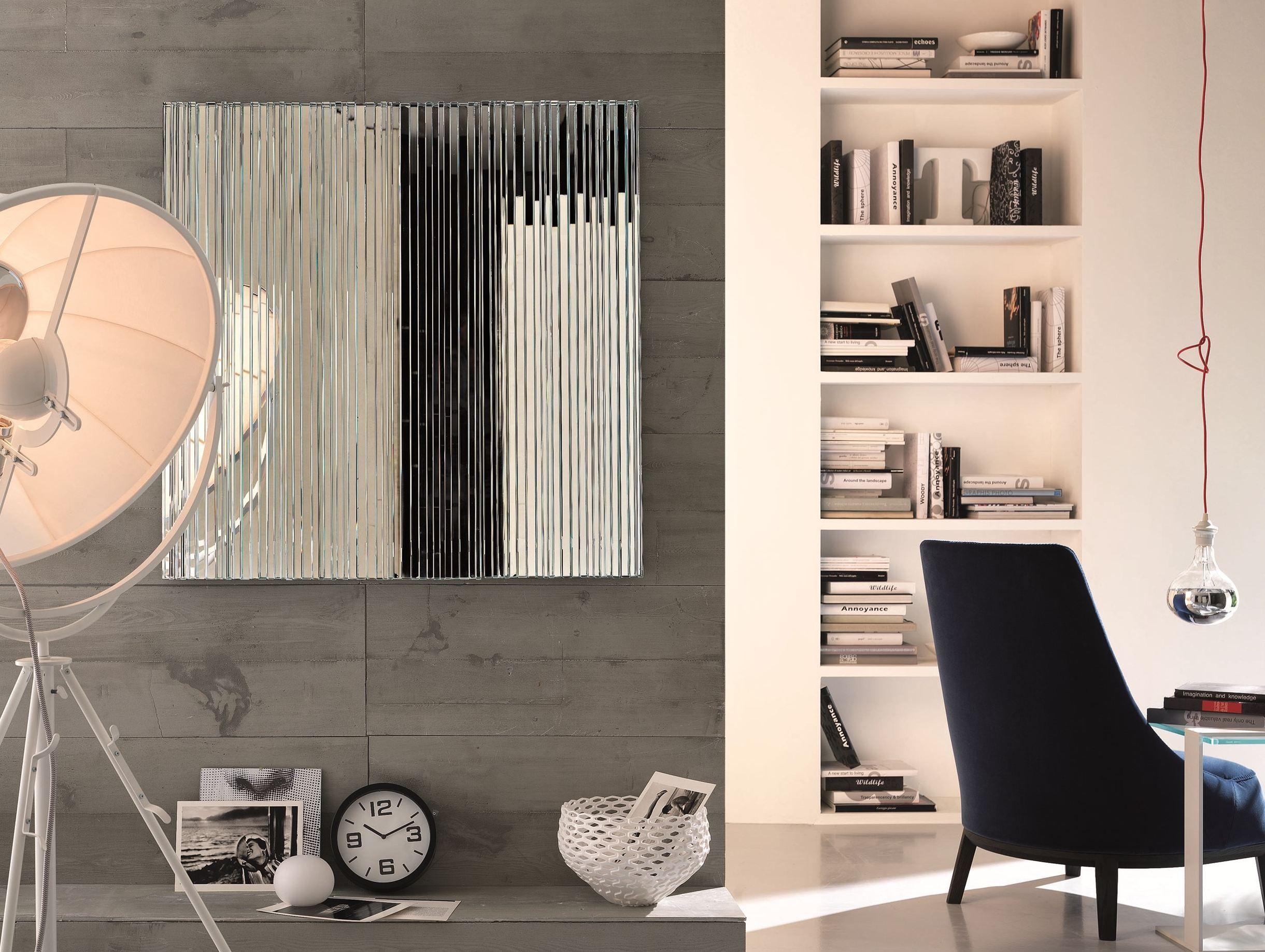 Miroir pour hall d\'entrée VU by T.D. Tonelli Design | design ...
