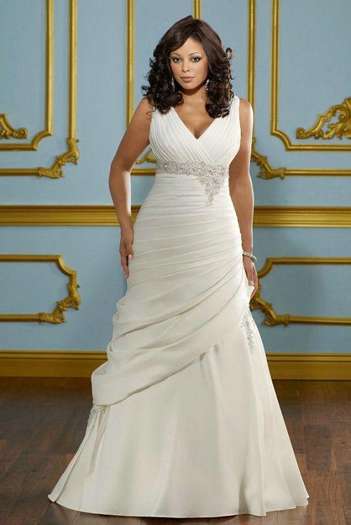 Wow Retro Wedding Dresses Plus Size