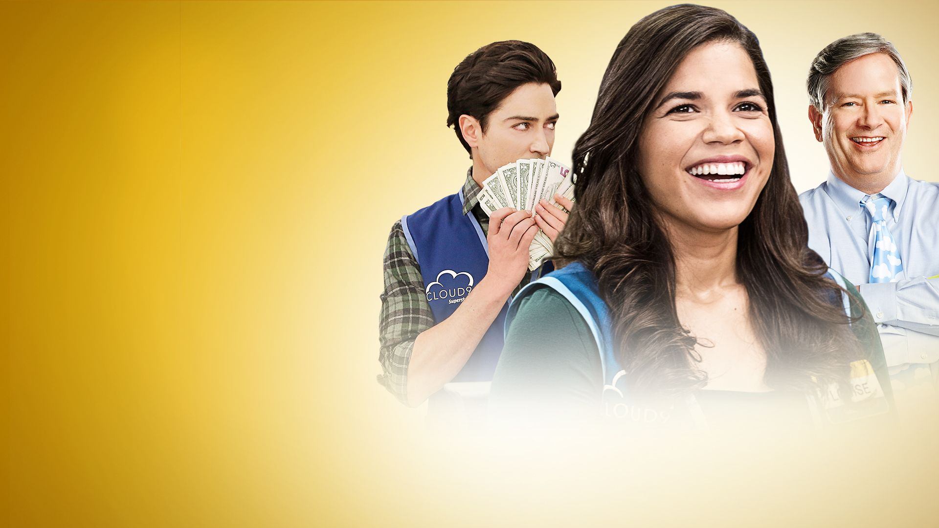 Superstore 218 Tv Shows America Ferrera Ben Feldman
