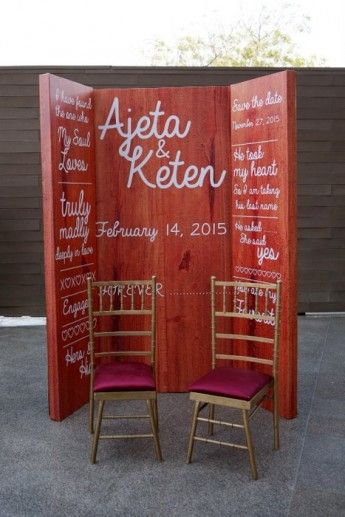 062227b8a3 Wedding Ideas - Photobooth Backdrop   WedMeGood #wedmegood #ideas Indian  Wedding Stage, Big