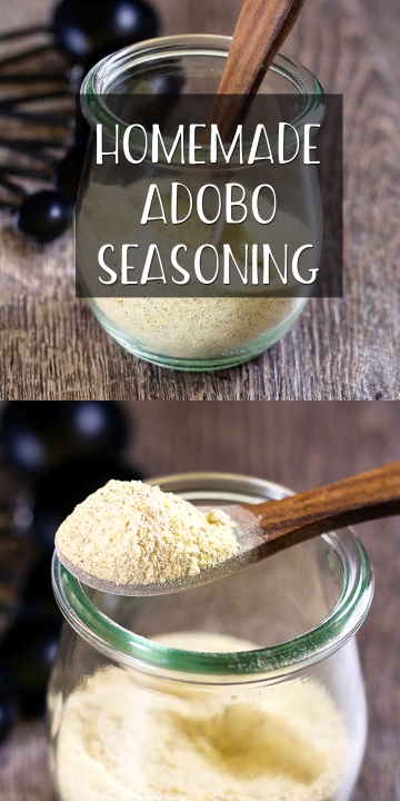 Homemade Adobo Seasoning