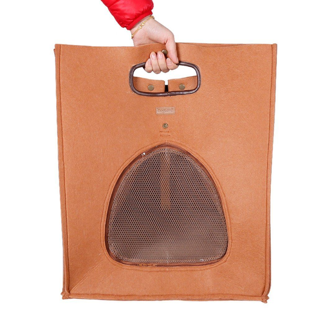 Smart Lambkin Multifunction Pet Carrier cave for small dog