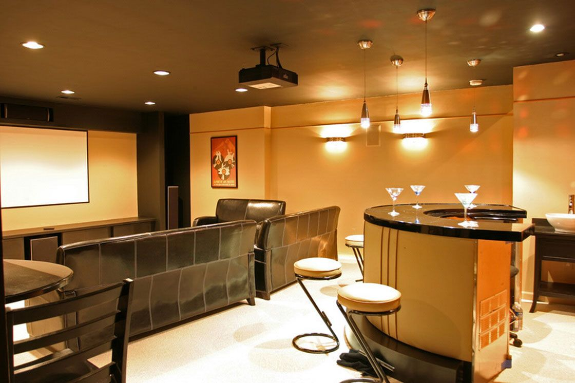 Awesome Basement Ceiling Lights Ideas