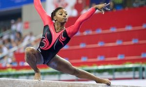 Groupon - One G-Pass to USA Gymnastics Nastia Liukin Cup on 3/6 or AT&T American Cup on 3/7 at AT&T Stadium (Up to 55% Off)  in AT&T Stadium. Groupon deal price: $20