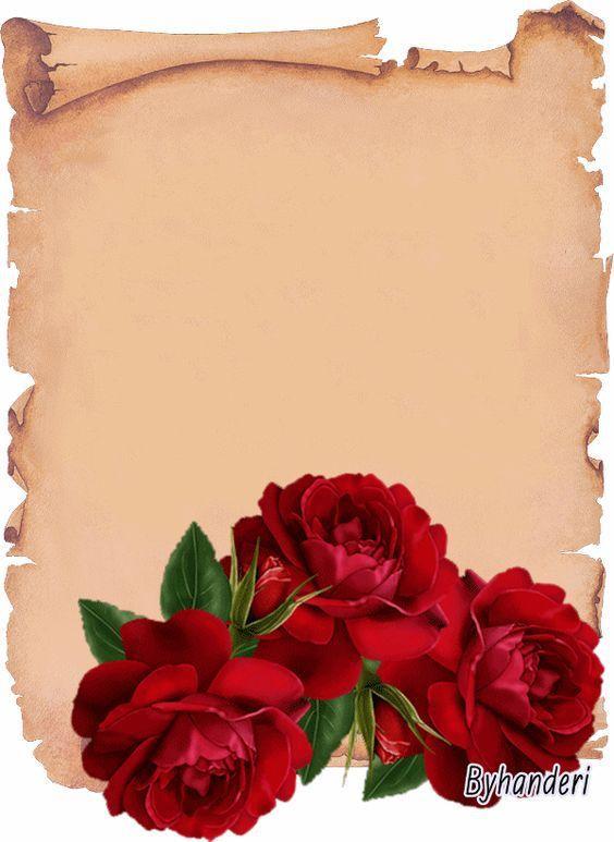 Pergamene/Parchments Il Magico Mondo dei Sogni Floral