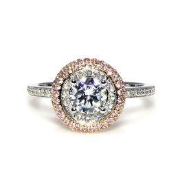 Engagement Rings Andrews Jewelers Buffalo NY Mixed Metals