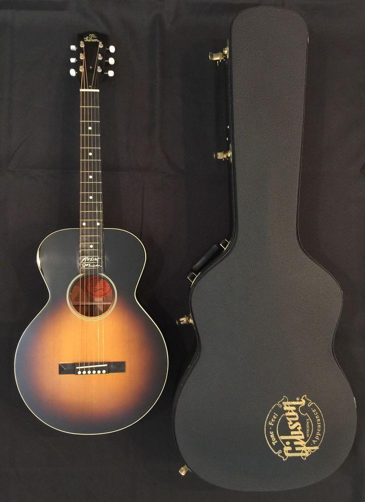 6708657e0fc Gibson ~ L-1,Robert-Johnson Edition Acoustic Guitar | Gibson Guitars ...