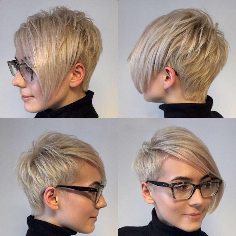 Angelica Kurz Frisuren 1 Frisuren Stil Haar Kurze Frisuren