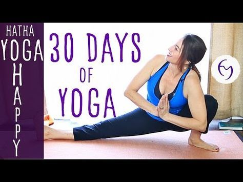 7 ridiculously awesome yoga youtube channels to use for