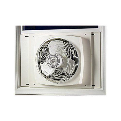 Lasko 2155a Electrically Reversible Window Fan 16 Inches