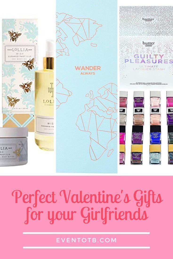 Girlfriends gifting vol 2 valentine gifts