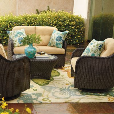 Sophia Outdoor Seating Collection | Gathering Room | Pinterest