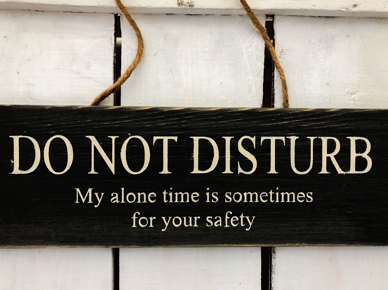 Do Not Disturb Funny Door Sign Office Decor Etsy Funny Door Signs Door Signs Office Door Signs