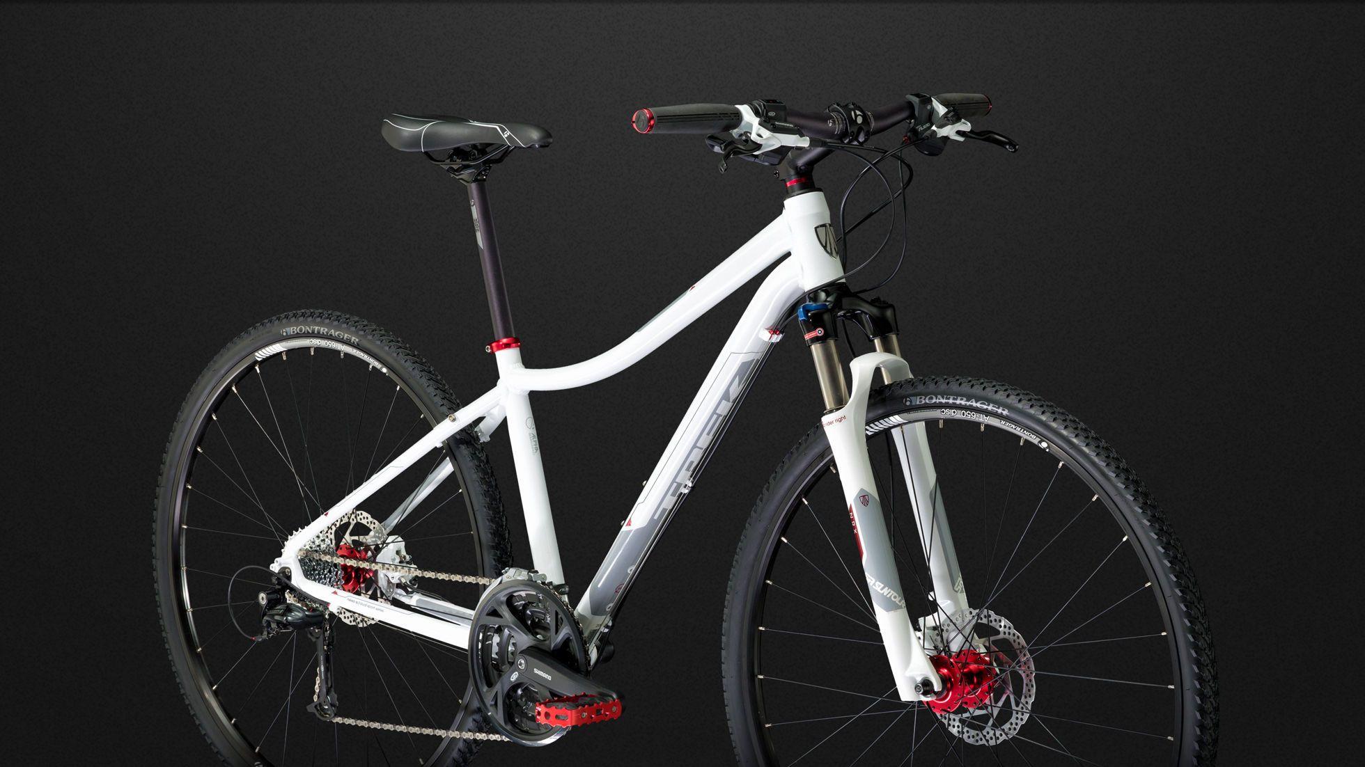 Gary Fisher Dual Woman's Trek bikes, Bicycle