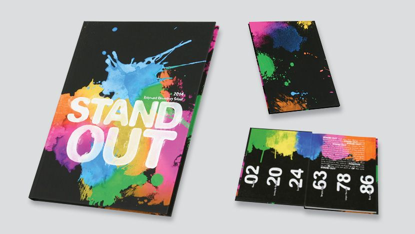 Yearbook Cover Design Examples | Yearbook covers | Pinterest ...