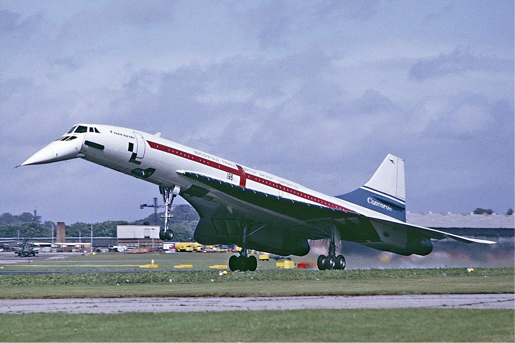 Concorde: The Plane of The Future, From 50 Years Ago