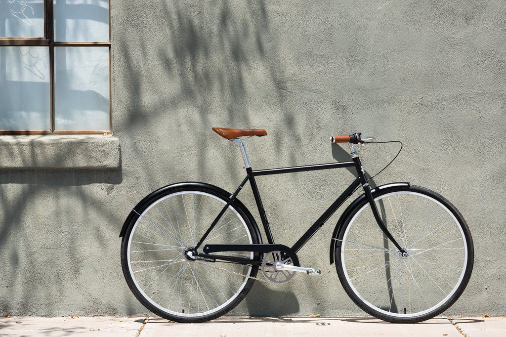 State Bicycle Co City Bike Single Speed Bicycling
