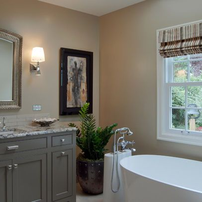 bm greenbriar beige bathroom shaker beige design, pictures
