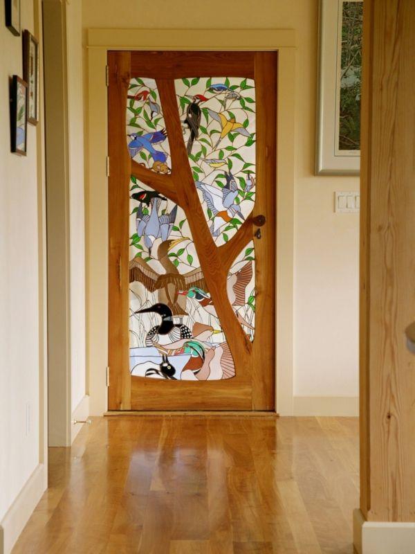 Les portes intérieures vitrées - laissons les intérieurs respirer ...