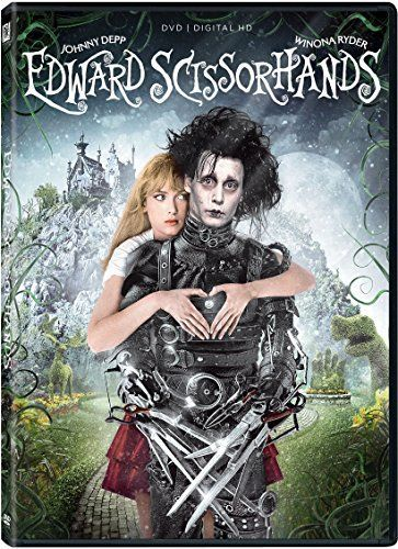 Edward Scissorhands 27x40 Movie Poster 1990 With Images