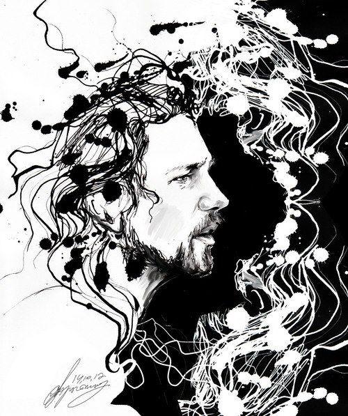 Eddie Vedder Fan Art I Don T Like Grunge But This Is Pretty Cool Eddie Vedder Pearl Jam Arte