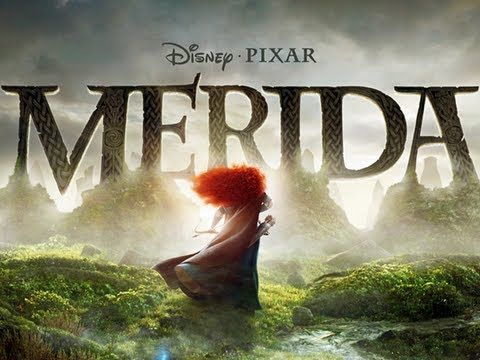 Merida Legende Der Highlands Deutscher Trailer Hd Pixar Filme Kinderfilme Gute Filme