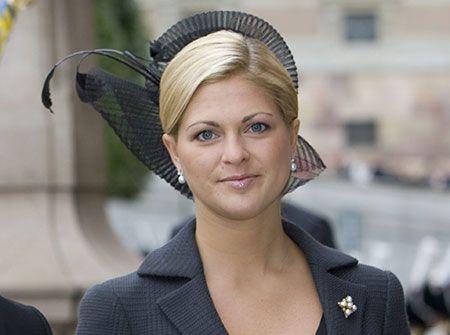 HRH Princess Madeleine of Sweden