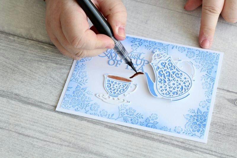 pinrita lambert on crafters companion cards  vintage