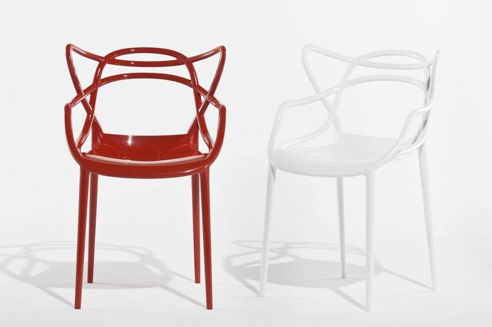 MASTERS | Philippe Starck con Eugeni Quitllet La sedia Masters è ...