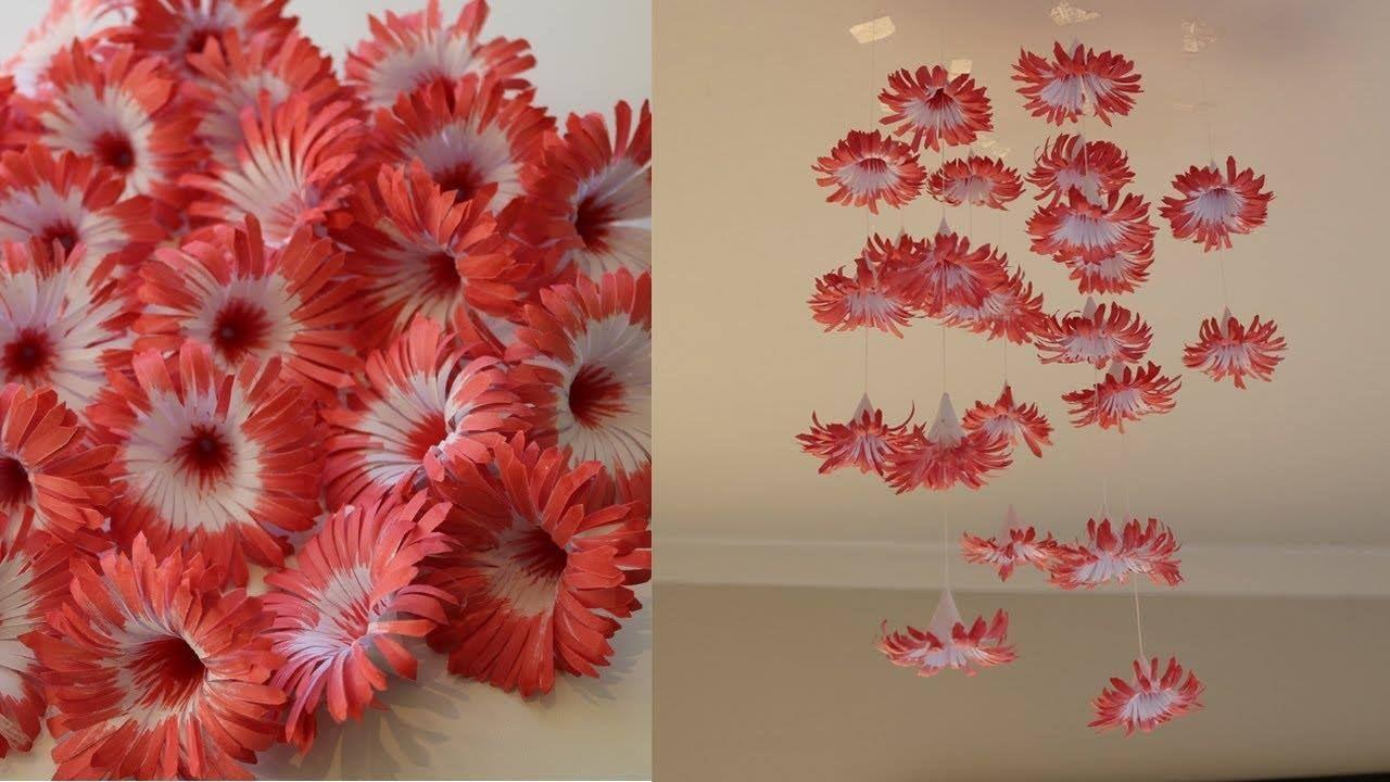 Hanging Flowers Ajeet Hanging Flowers Handmade Decorations