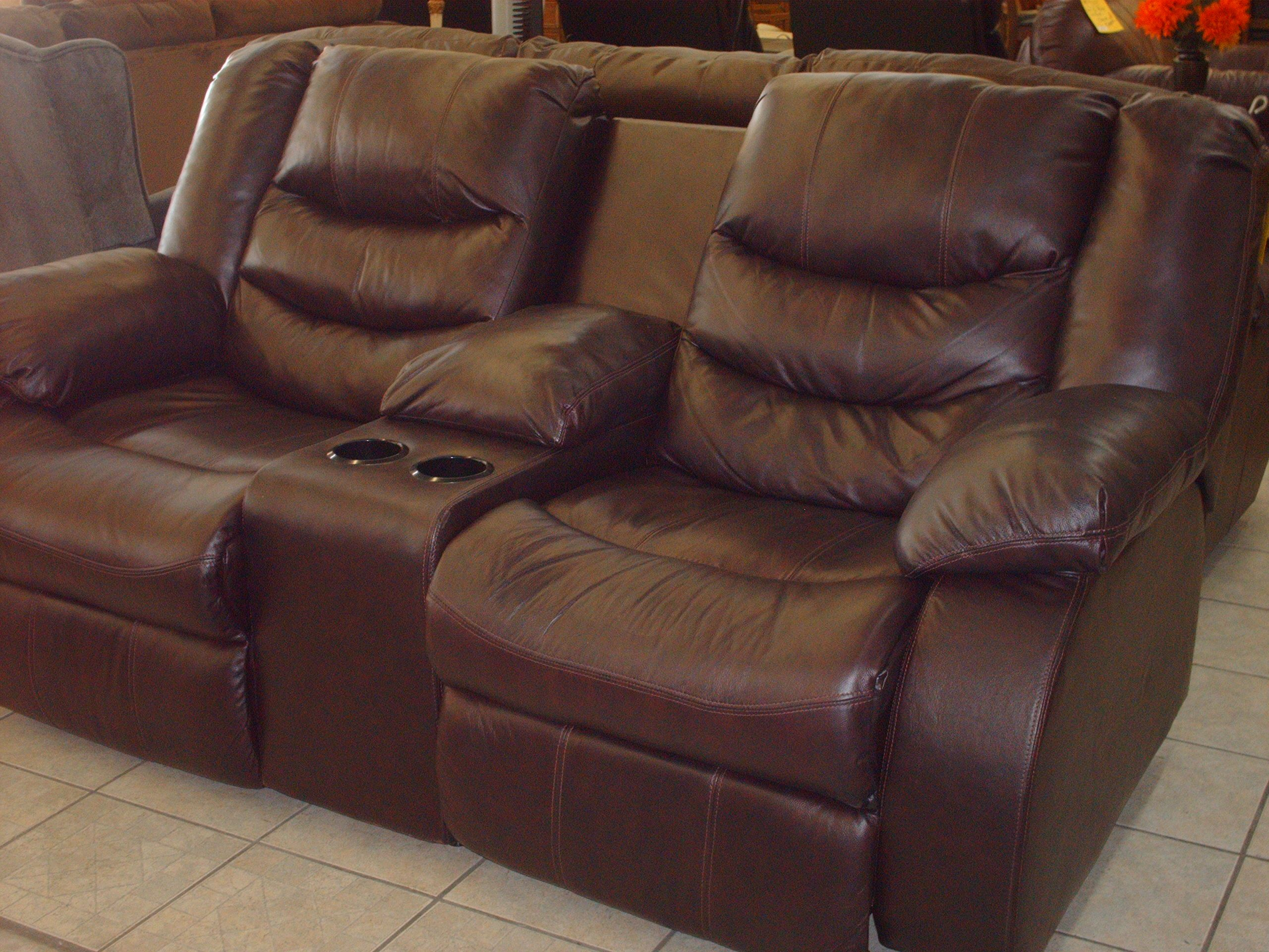 Leather Reclining Sofa And Loveseat Recliner Slipcover Contemporary