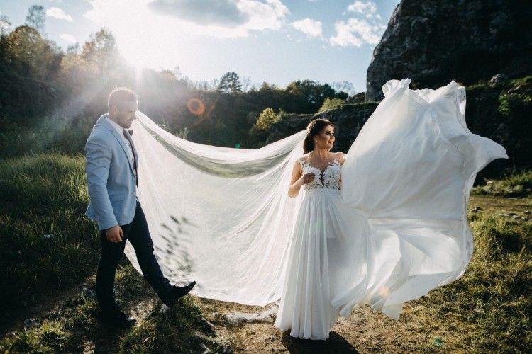 Suknie Suknia ślubna Milla Nova Selena 3638 2 00000zł Slub