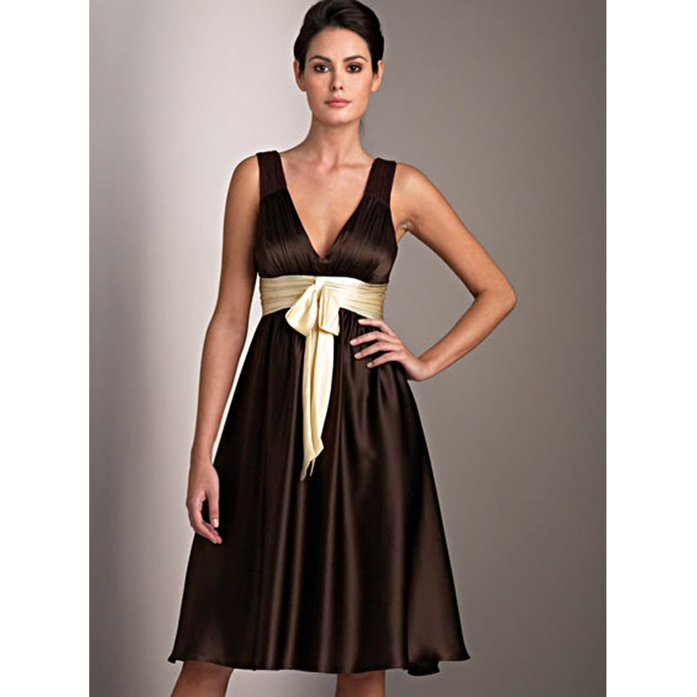 Brown Dresses For Wedding   Dressy Dresses For Weddings Check More At  Http://