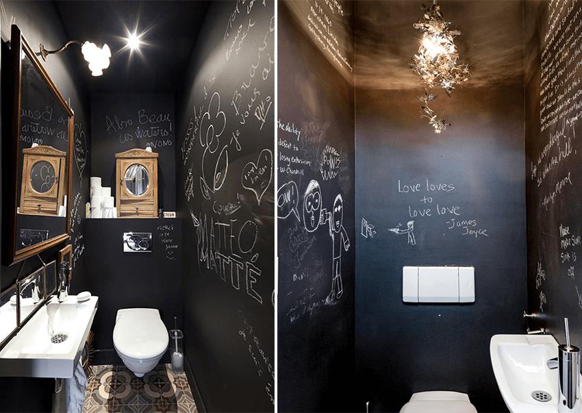 déco originale toilettes | Déco Humour en 2019 | Deco ...