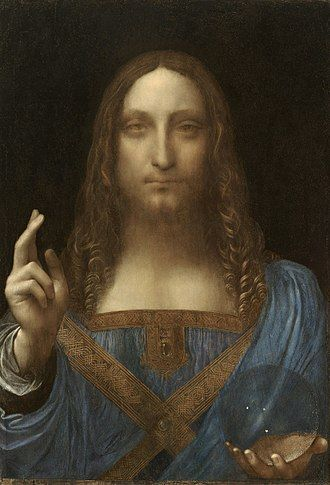 List Of Most Expensive Paintings Wikipedia Da Vinci Painting