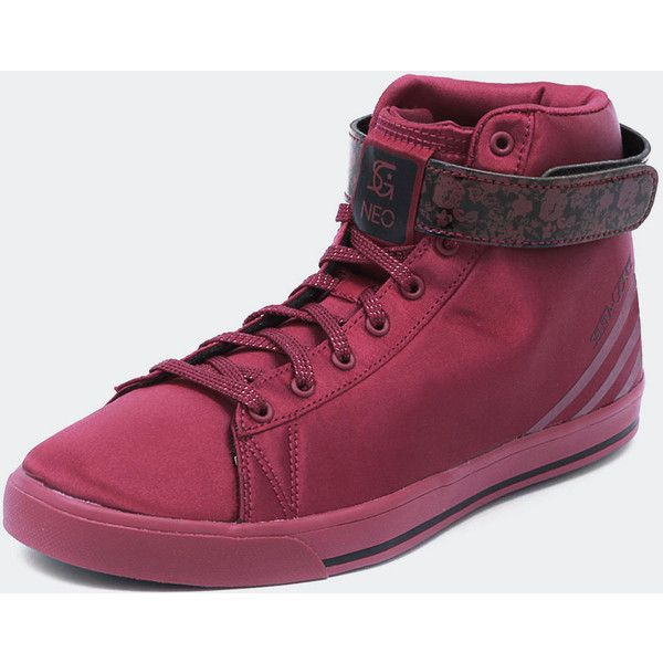 Adidas Neo Neo Daily Twist Selena Gomez Red BeautyBlack