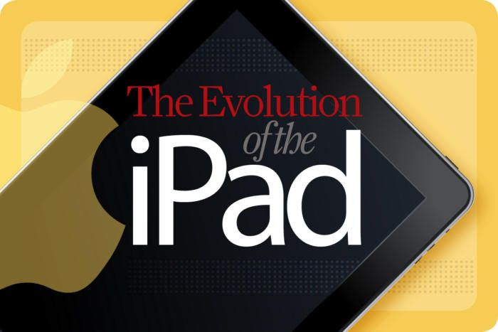 The evolution of the iPad Ipad features, Windows