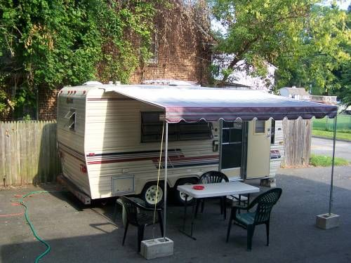 1988 Sunline 17 Foot Tin Can Classifieds Vintage Camper Vintage Travel Trailers Vintage Rv