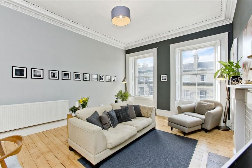 107 6 Broughton Street Eh1 3rz Property For Sale 2 Bed Top Floor Flat With 1 Reception Room Espc Oak Worktops Ideal Home 2 Bed Flat