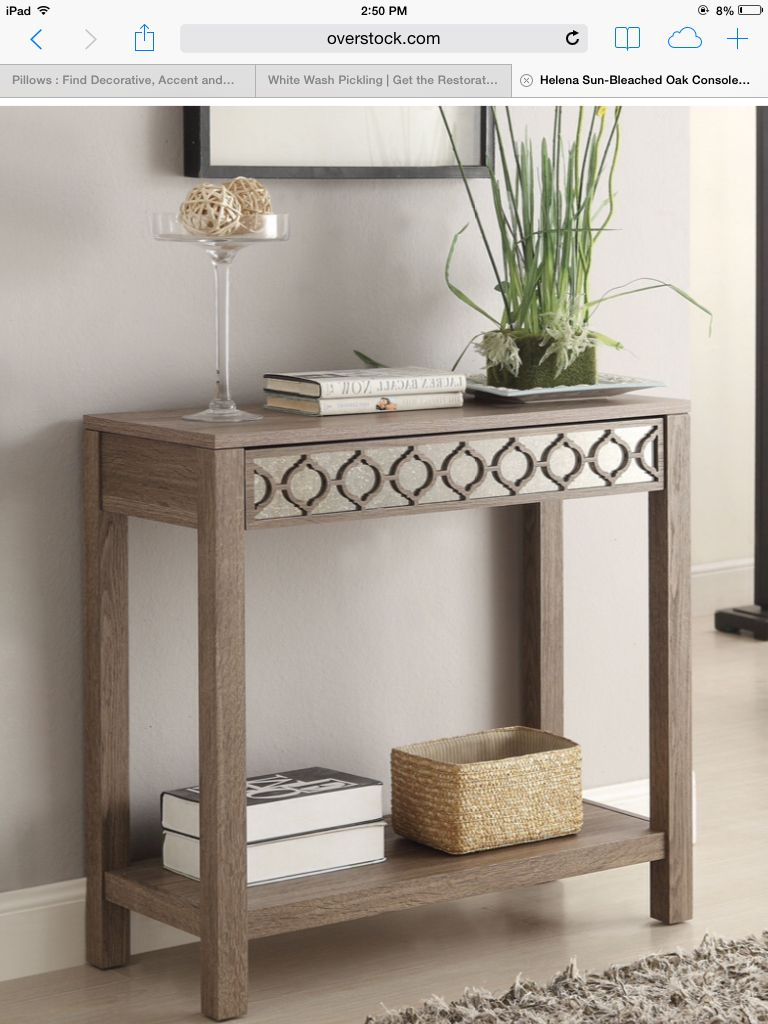 Love the grey washed effect and mirror i have a short book shelf love the grey washed effect and mirror i have a short book shelf that i geotapseo Choice Image
