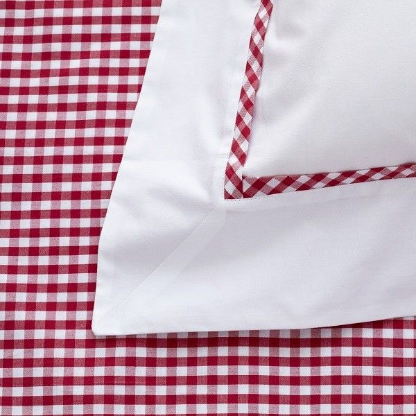 Pin On Red Gingham