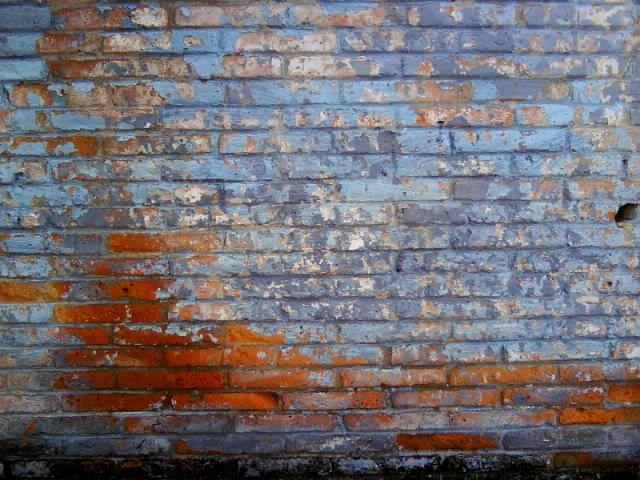 Una pared vieja 2
