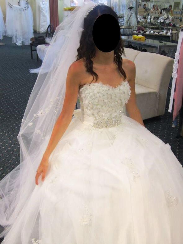 Alfred Angelo Disney Wedding Dresses Size Chart