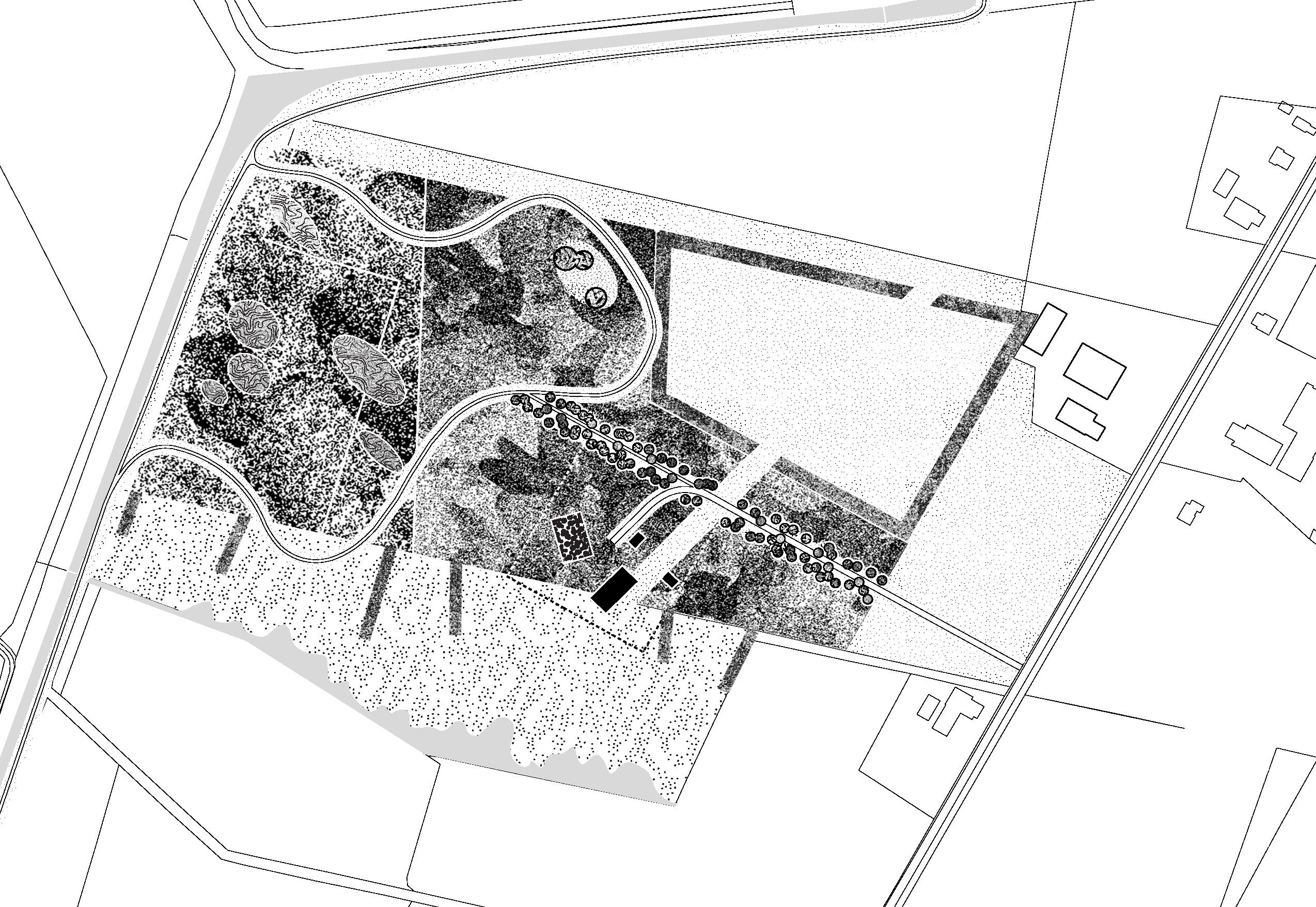 landscape architecture blueprints in architectural drawings artist master plan landscape architecture charts architecture layout pin by issy on architectural drawings pinterest