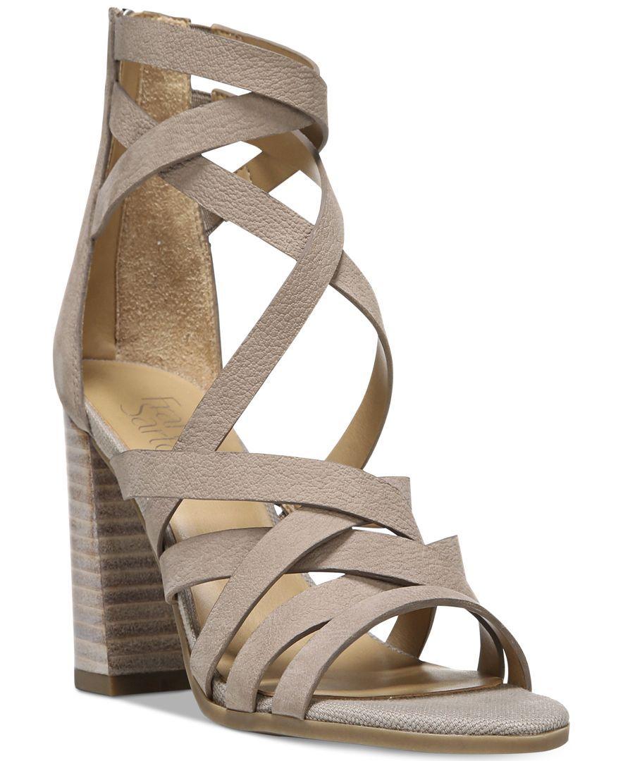 Franco Sarto Madrid Strappy Sandals